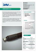 Thermo heated hoses - 1
