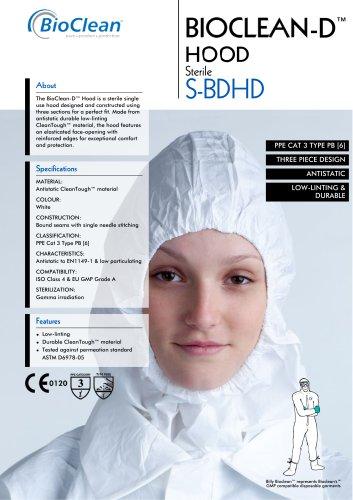 Bioclean-D Sterile Hood