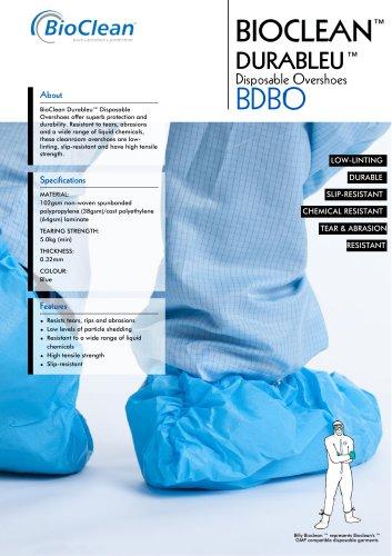 BioClean Durableu Overshoes