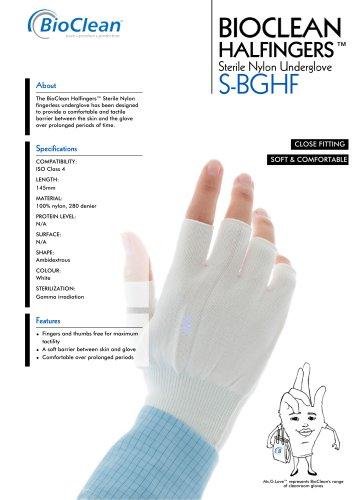 Bioclean Halfingers
