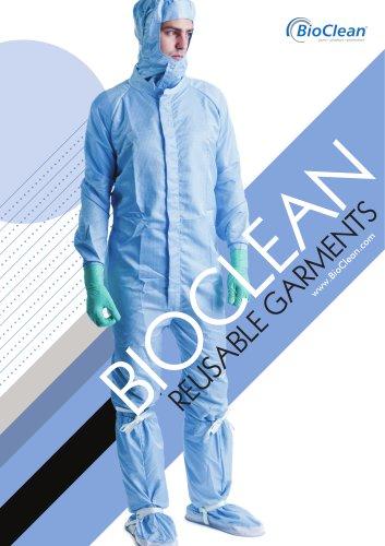 BioClean Reusable Garments