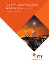 Neo-Dyn®Industrial SwitchesReliability & Accuracy