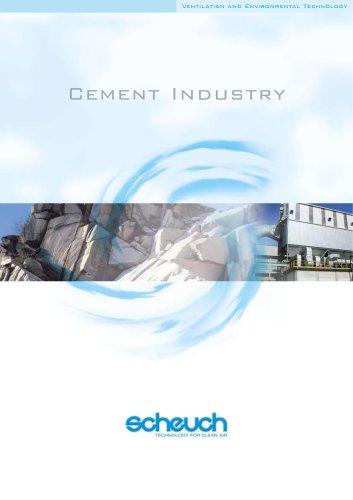 Cement folder