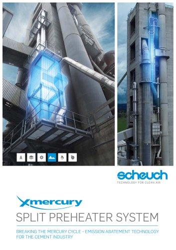 Xmercury Split Preheater System