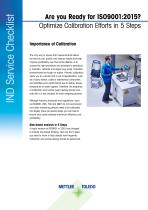 5 Steps to Optimize Calibration Efforts - 1