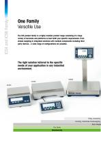 Compact Weighing Systems - 2