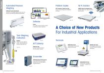 Industrial Weighing Catalog - 4