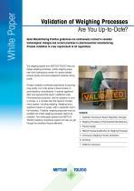 Validation Support - 1