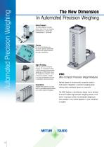 Weighing Component Catalog - 12