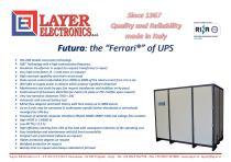 UPS Futura series
