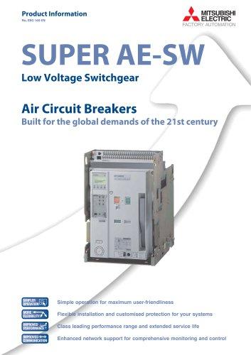 Air Circuit Breakers - (ACB) AE-SW