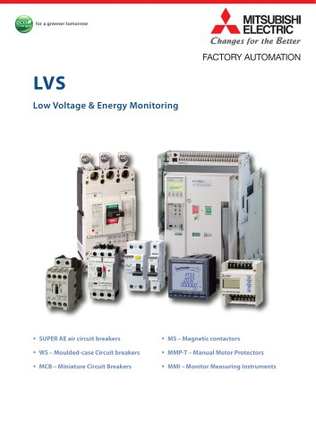 Earth Leakage Circuit Breakers - (ELCB) NV