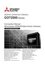 HMI - Bediengerät - GOT2000 series