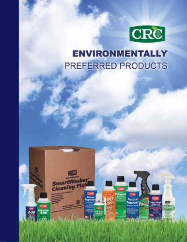 ENVIRONMENTALLY PREFERRED PRODUCTS