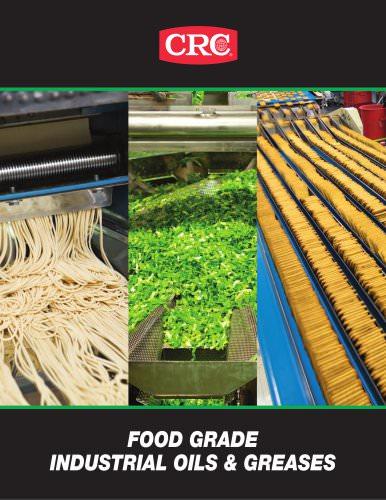 Food Grade Industrial Oils & Greases