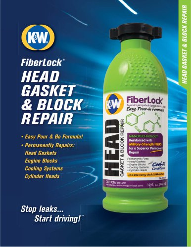 Head gasket & block repair