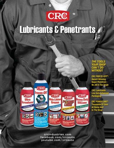 Lubricants and Penetrants