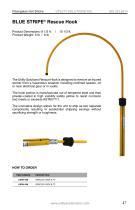 BLUE STRIPE® Rescue Hook