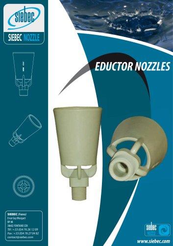eductor nozzles agitation