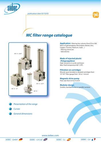 MC Filters