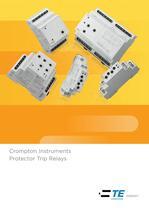 Crompton Instruments Protector Trip Relays