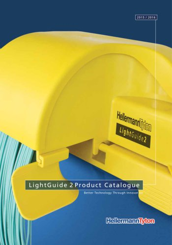 LightGuide 2 Product Catalogue