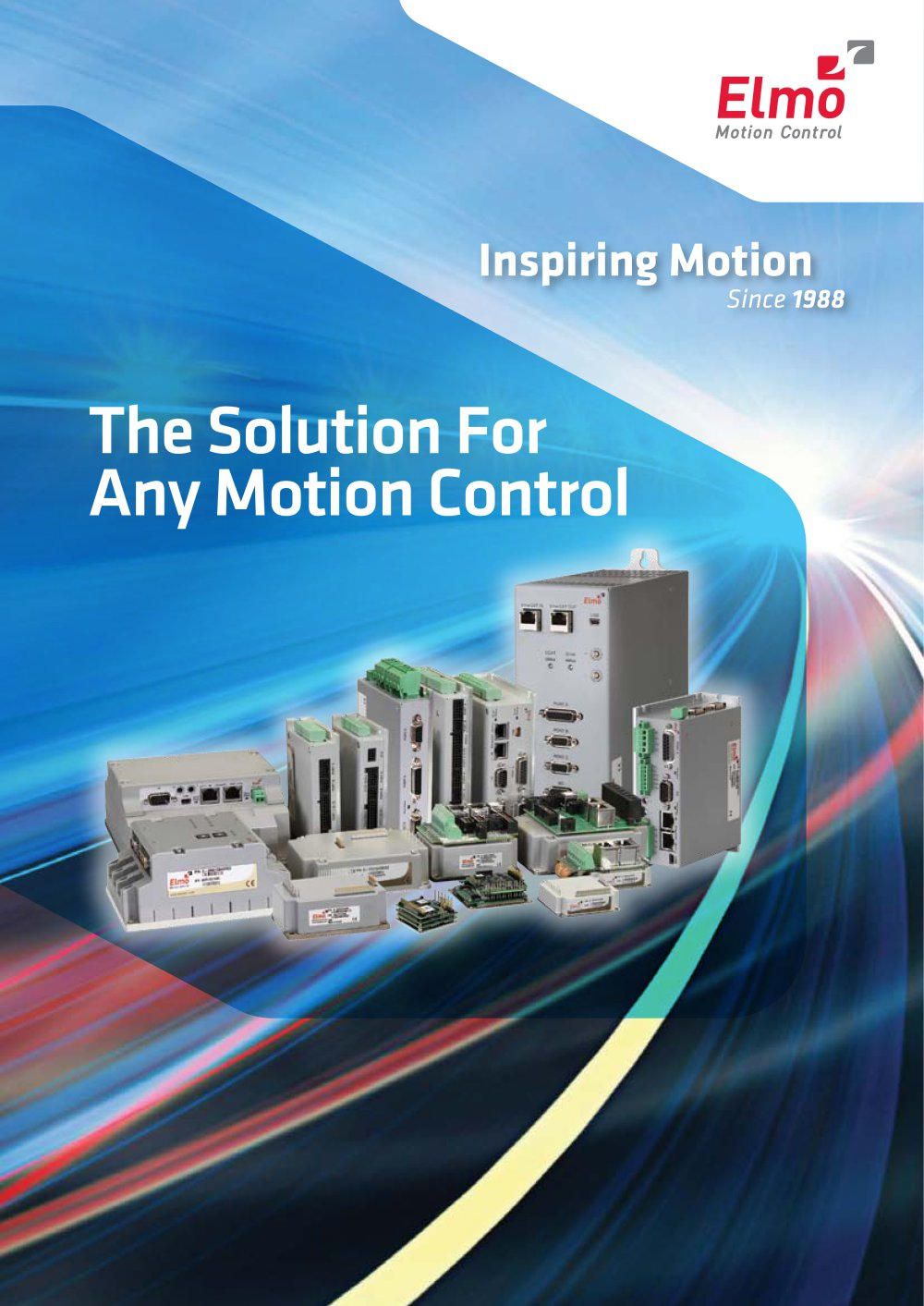 Product Catalog Elmo Motion Control Ltd Pdf Catalogs Ac Servo Motor Algorithm And Automation 1 20 Pages