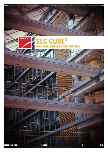 Catalogue SLC-CUBE3