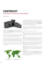 CONTROLVIT catalogue - 2