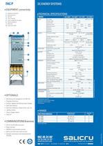Product Datasheet: FAC P Series - 2