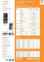 Product Datasheet: SLC TWIN Series - 2