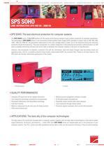 Product Datasheet: SPS SOHO Series - 1