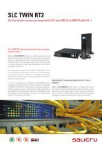 SLC TWIN RT2 0-3kVA - 1