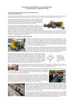 Large Diameter Steel Reinforced Corrugated Plastic Pipe For The Buried Sewer Application in China