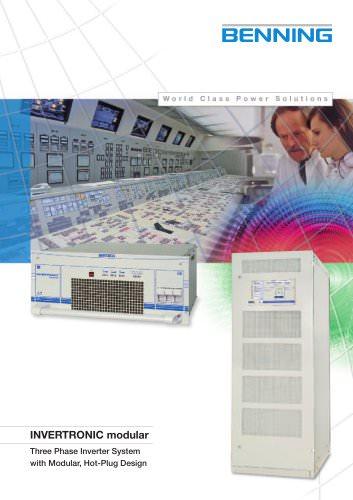INVERTRONIC modular