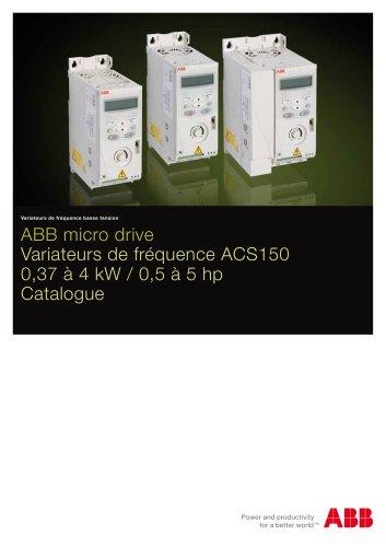 ACS150, catalog