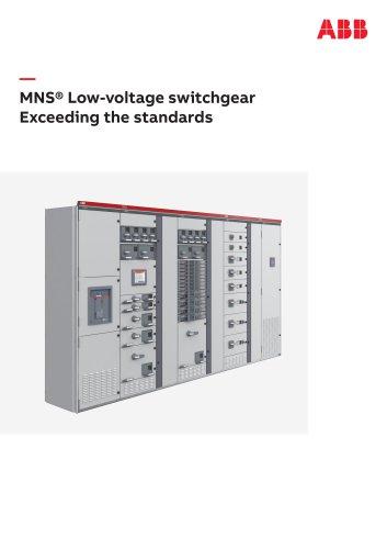 MNS® Low-voltage switchgear