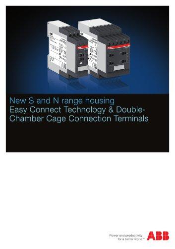 New S and N range housing