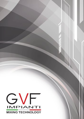 GVF Impianti Srl_Mixing systems