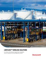 Honeywell Limitless Wireless Sensor and Switch Solutions Range Guide
