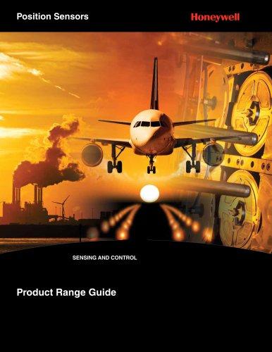 Honeywell Position Sensor Range Guide