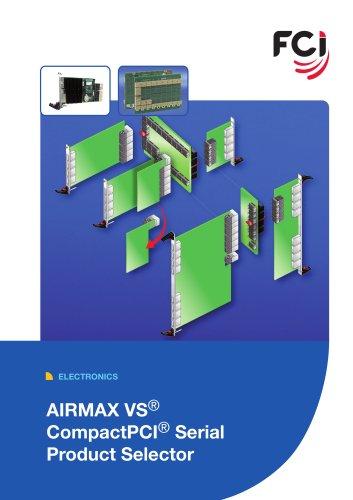 AirMax VS® CompactPCI® Serial Product Finder