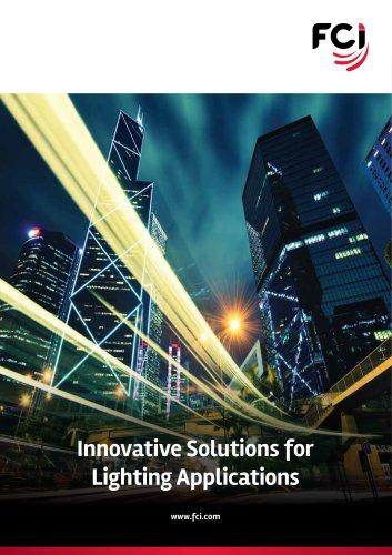 FCI Lighting Applications