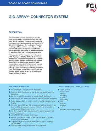 GIG-Array