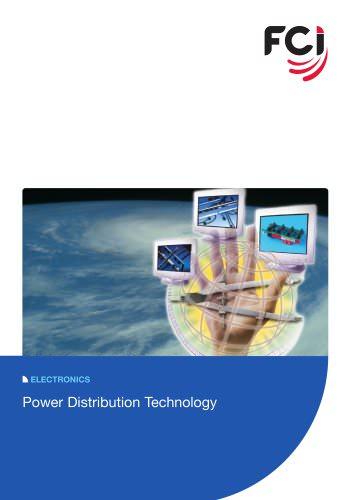 Power Distribution Technology Busbar