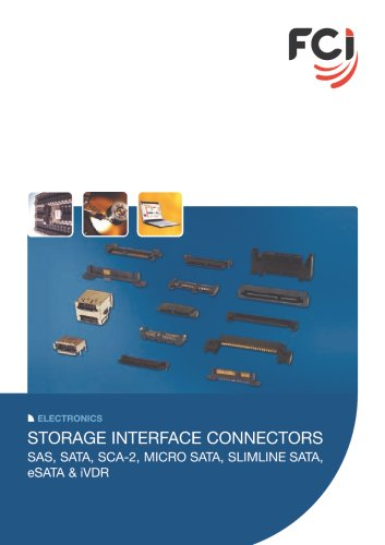 Storage Interface Brochure
