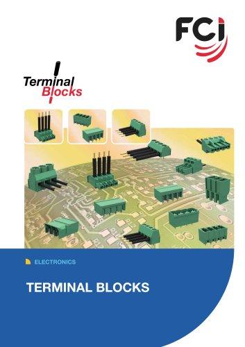 Terminal Blocks Catalog