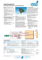 CAN-PCIe/402-FD