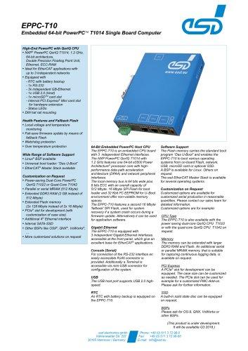 EPPC-T10