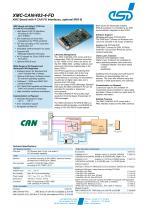XMC-CAN/402-4-FD